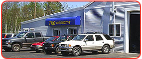 TKO Automotive Certificates Available on the Shopping Show